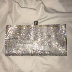 Bedazzled Clutch
